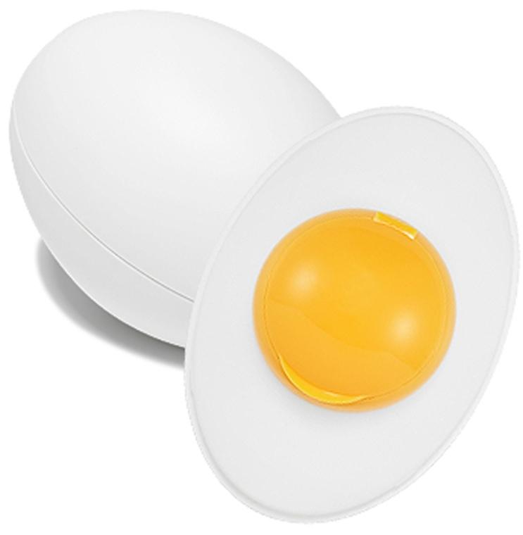 Peeling-gel s extraktem z vaječného žloutku - Holika Holika Egg Skin Peeling Gel