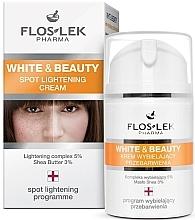 Parfémy, Parfumerie, kosmetika Zesvětlující krém na pigmentové skvrny - Floslek White & Beauty Spot Lightening Cream
