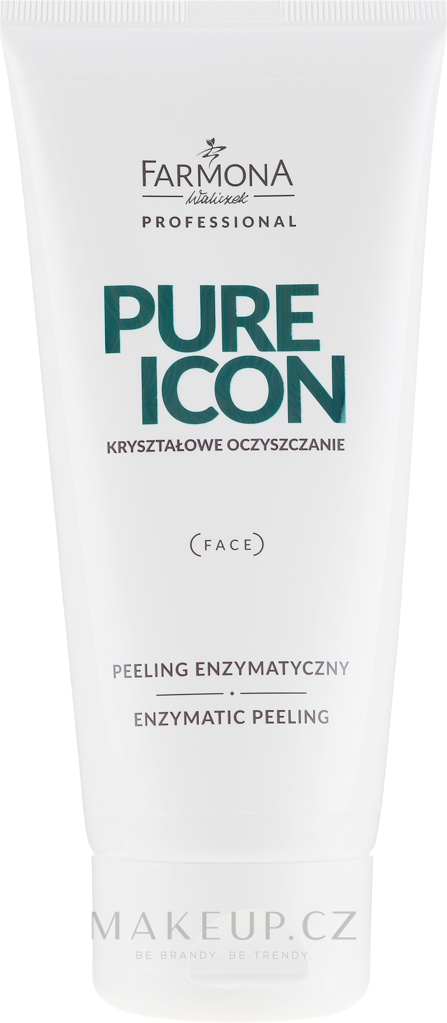 Peeling enzymový uklidňující - Farmona Professional Enzymatic Peeling — foto 200 ml
