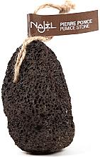 Parfémy, Parfumerie, kosmetika Pemza - Najel Volcanic Pumice Foot Stone