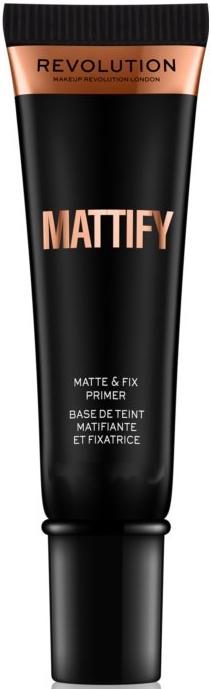 Matující primer na obličej - Makeup Revolution Mattify Primer