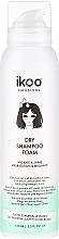 "Parfémy, Parfumerie, kosmetika Suchý šampon- pěna ""Hydratace a lesk"" - Ikoo Infusions Shampoo Foam Color Hydrate & Shine"