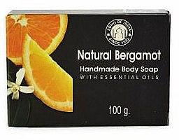 Parfémy, Parfumerie, kosmetika Mýdlo - Song of India Soap Bergamot