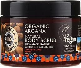 Parfémy, Parfumerie, kosmetika Tělový peeling - Planeta Organica Organic Argana Natural Body Scrub