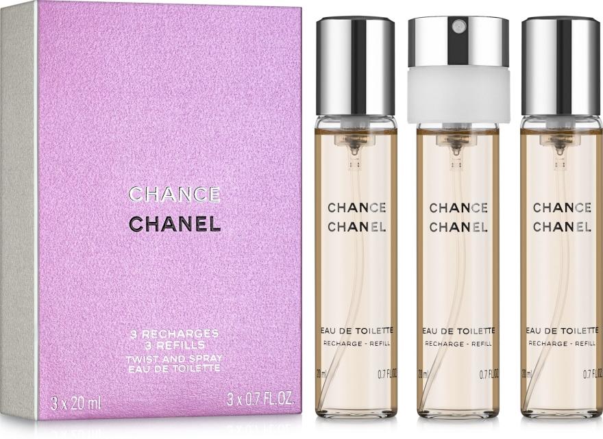 Chanel Chance - Toaletní voda (výměnný blok) — foto N1