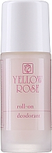 Parfémy, Parfumerie, kosmetika Ženský kuličkový deodorant - Yellow Rose Deodorant Pink Roll-On