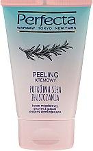 Parfémy, Parfumerie, kosmetika Krémový scrub na obličej - Perfecta Detox Cream Scrub
