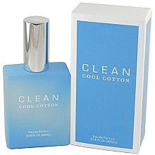 Parfémy, Parfumerie, kosmetika Clean Cool Cotton Womens - Parfémovaná voda