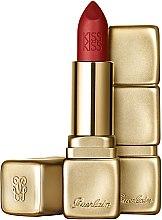 Parfémy, Parfumerie, kosmetika Matná rtěnka - Guerlain KissKiss Matte Lipstick