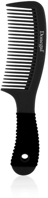Hřeben na vlasy 19,7 cm, černý - Donegal Hair Comb — foto N1