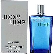 Parfémy, Parfumerie, kosmetika Joop! Jump - Toaletní voda (tester s víkem)