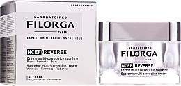 Parfémy, Parfumerie, kosmetika Ideální obnovující krém na obličej - Filorga NCTF-Reverse Supreme Regenerating Cream