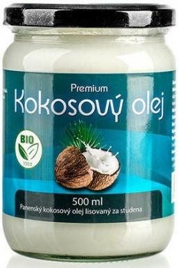 Kokosový olej - Allnature Premium Bio Coconut Oil — foto N2