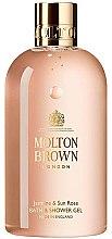 Parfémy, Parfumerie, kosmetika Molton Brown Jasmine&Sun Rose Bath&Shower Gel - Sprchový gel