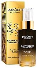 Parfémy, Parfumerie, kosmetika Hydratační olej na obličej - Postquam Radiance Elixir Pure Argan Facial Oil Nourishing Facial Oil