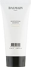 Parfémy, Parfumerie, kosmetika Hydratační šampon na vlasy - Balmain Paris Hair Couture Moisturizing Shampoo Travel Size