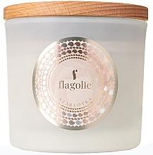 Parfémy, Parfumerie, kosmetika Aromatická svíčka ve skle Šarlotka - Flagolie Fragranced Candle Apple Pie