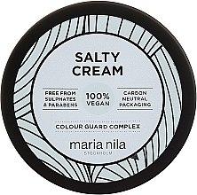Parfémy, Parfumerie, kosmetika Krém na úpravu vlasů se slabou fixací - Maria Nila Salty Cream
