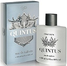 Parfémy, Parfumerie, kosmetika Chat D'or Quintus - Toaletní voda