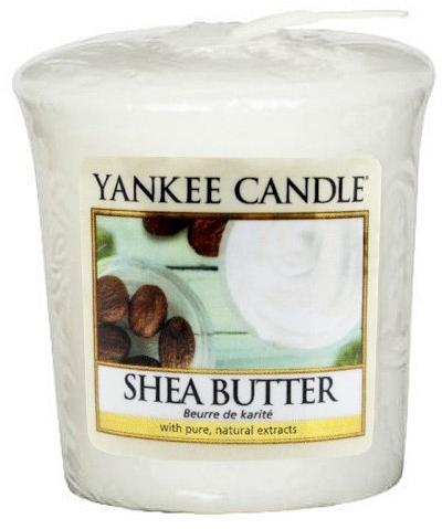 Aromatická svíčka - Yankee Candle Shea Butter — foto N1