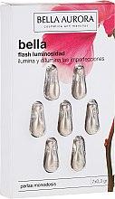 Parfémy, Parfumerie, kosmetika Kapsle na obličej - Bella Aurora Flash Luminosity Facial Treatment