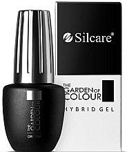 Parfémy, Parfumerie, kosmetika Sušící fixační lak - Silcare Dry Top From The Garden Of Color
