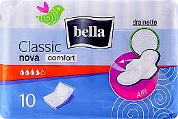 Parfémy, Parfumerie, kosmetika Vložky Classic Nova Comfort Drainette, 10ks - Bella
