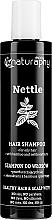 Parfémy, Parfumerie, kosmetika Obnovující šampon s extrakty bambusu a kopřivy - Bluxcosmetics Naturaphy Hair Shampoo