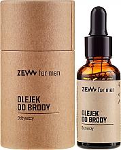 Parfémy, Parfumerie, kosmetika Výživný olej na vousy - Zew For Men Nourishing Beard Oil