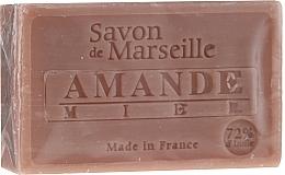 """Parfémy, Parfumerie, kosmetika Přírodní mýdlo """"Mandle a med"""" - Le Chatelard 1802 Almond & Honey Soap"""