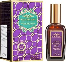Parfémy, Parfumerie, kosmetika Peeling na obličej - Alona Shechter Alpha Hydroxy Peel