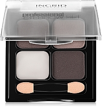 Parfémy, Parfumerie, kosmetika Sada ma modelování obočí - Ingrid Cosmetics Professional Eyebrow Set