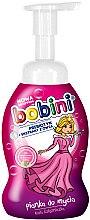 Parfémy, Parfumerie, kosmetika Pěna do koupele Malá princezna - Bobini Baby Line Bath Foam