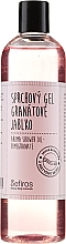 Parfémy, Parfumerie, kosmetika Sprchový olej s granátovým jablkem - Sefiros Aroma Shower Oil Pomegranate