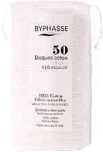 Parfémy, Parfumerie, kosmetika Bavlněné tampony pro odličování 50ks - Byphasse Cotton