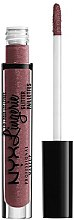 Parfémy, Parfumerie, kosmetika Lesk na rty - NYX Professional Makeup Lip Lingerie Glitter Lip Gloss