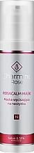Parfémy, Parfumerie, kosmetika Zklidňující maska pro pleť s rozšířenými krevními cévami - Charmine Rose Rosacalm Mask