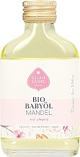 Parfémy, Parfumerie, kosmetika Organický mandlový olej pro děti  - Eliah Sahil Organic Almond Baby Oil