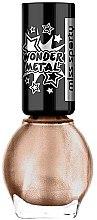 Parfémy, Parfumerie, kosmetika Lak na nehty - Miss Sporty Wonder Metal