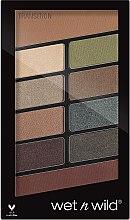 Parfémy, Parfumerie, kosmetika Paleta očních stínů - Wet N Wild Color Icon 10 Pan Palette