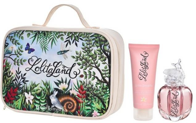 Lolita Lempicka Lolitaland - Sada (edp/40ml + b/lot/75ml + bag)