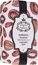 Parfémy, Parfumerie, kosmetika Přírodní mýdlo Mandle - Essencias De Portugal Natura Almond Soap