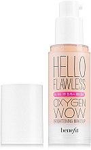 Parfémy, Parfumerie, kosmetika Tónový základ - Benefit Hello Flawless Oxygen Wow SPF25 PA+++