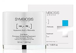 Parfémy, Parfumerie, kosmetika Krém na kontury obličeje a krku - Symbiosis London Full Neck Firmness Enhancing Treatment