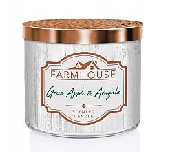 Parfémy, Parfumerie, kosmetika Kringle Candle Farmhouse Green Apple Arugula - Parfémovaná svíčka