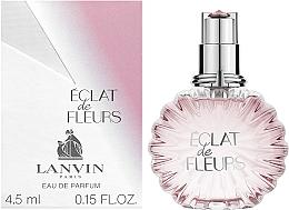 Parfémy, Parfumerie, kosmetika Lanvin Eclat de Fleurs - Parfémovaná voda (mini)