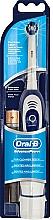 Parfémy, Parfumerie, kosmetika Elektrický zubní kartáček, bílo-modrý - Oral-B AdvancePower Precision Clean