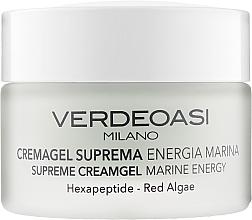 Parfémy, Parfumerie, kosmetika Krém-gel - Verdeoasi Supreme Creamgel Marine Energy