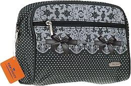 Parfémy, Parfumerie, kosmetika Kosmetická taška, 96112, zelená - Top Choice