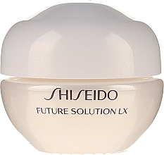 Sada - Shiseido Future Solution LX Eye and Lip Contour Regenerating Cream Kit (cr/6ml+foam/15ml+eye/lip/cr/17ml) — foto N3